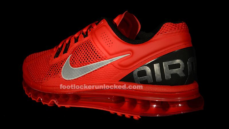 2013 nike air max red
