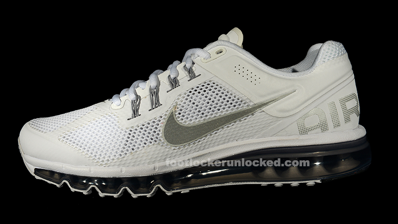 nike air max 2013 white grey