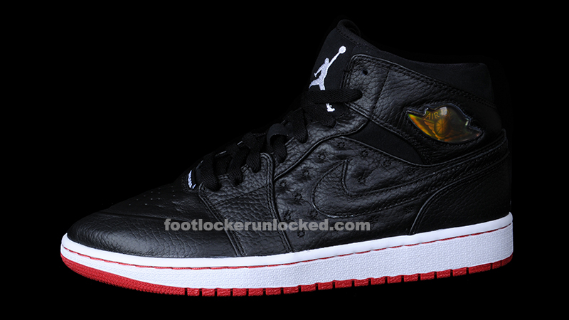 new air jordan 1 released