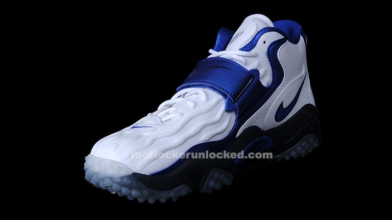 """Nike Zoom Turf Jet '97 """"White/Game Royal"""" – Foot Locker Blog,"""