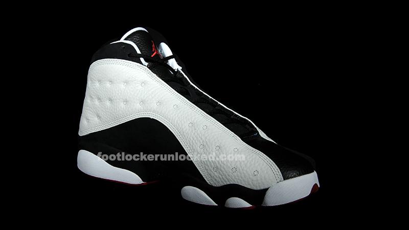 "Jordan Retro 13 ""White Black True Red"" – Foot Locker Blog 304dfe8ed"
