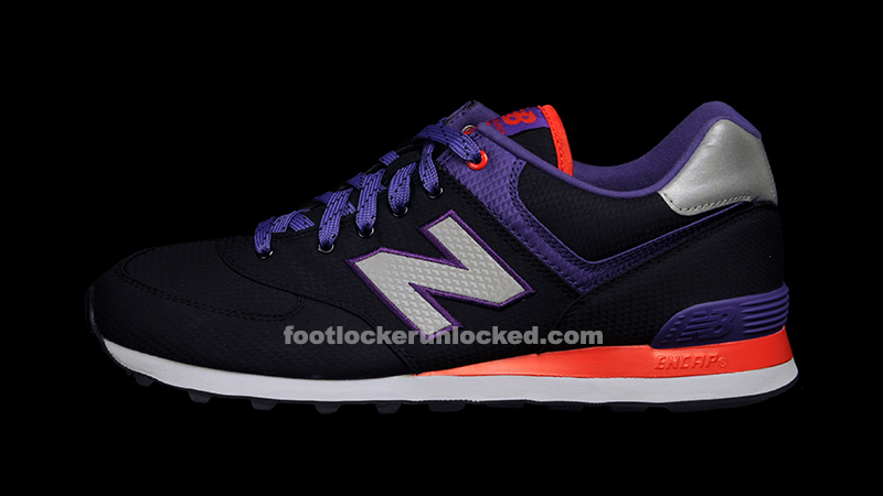 new balance m574 purple
