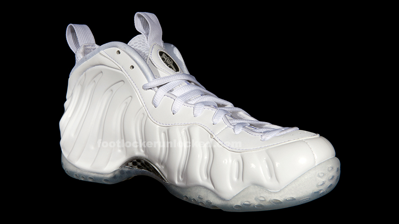 white out foamposites for sale