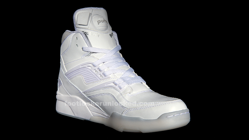 885275cc0a6 WASTE TO ENERGY. white reebok pumps