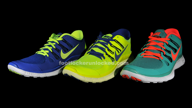 foot locker nike free 5.0 2014