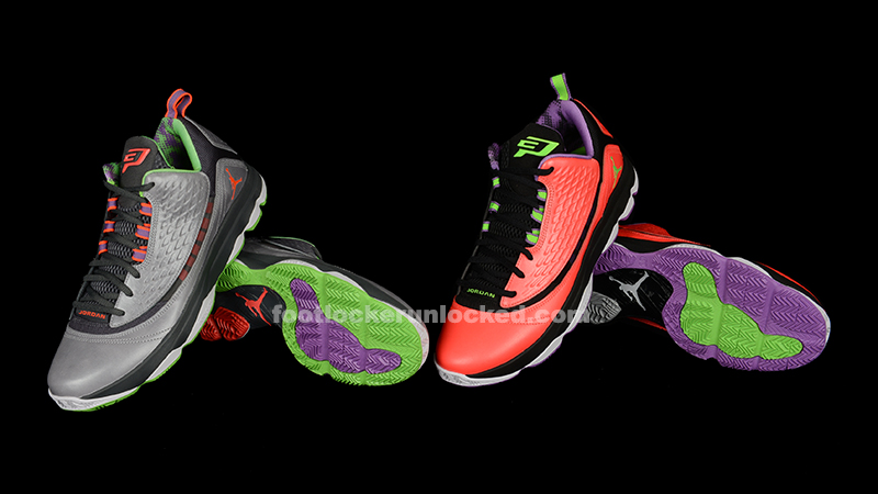 "best authentic c72eb 2a89e Jordan CP3.VI AE ""Jekyll   Hyde"" – Foot Locker Blog"