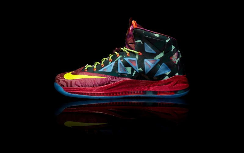 Nike LeBron 10 What The MVP