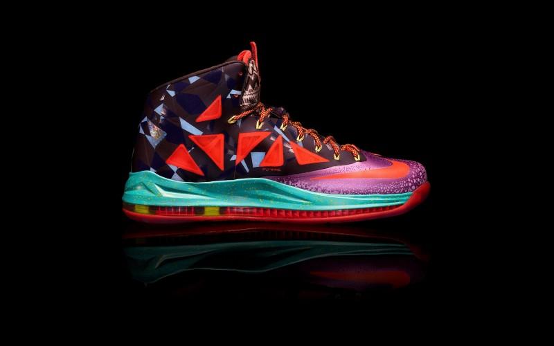 28d93e4ed91 Nike LeBron X MVP Release Details – Foot Locker Blog