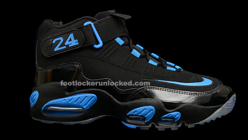 nike air griffey max 1 grey teal foot locker