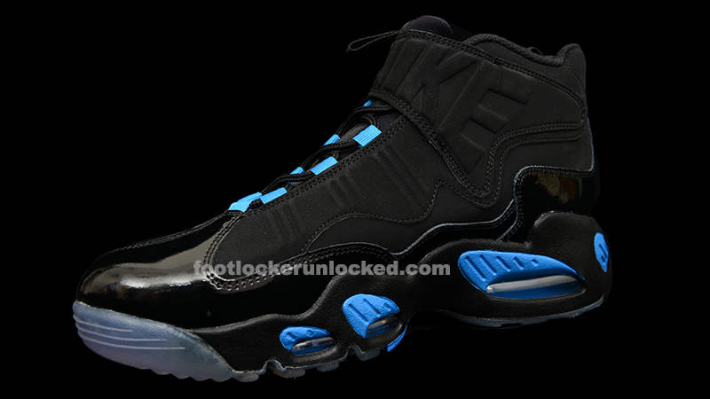 separation shoes 92d24 f6b7c Nike Air Griffey Max Gd 11 Quandary