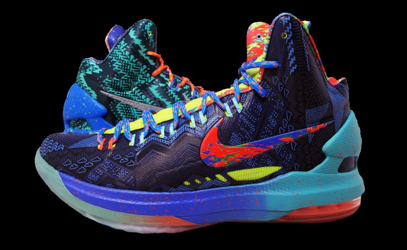 nike kd v premium what the kd release details � foot