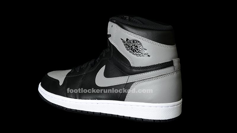 "Air Jordan 1 Retro High OG ""Shadow"" – Foot Locker Blog"