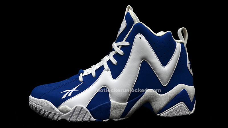 "093513a0ba4 Reebok Kamikaze II Mid ""Letter of Intent"" and ""Rainforest"" – Foot ..."