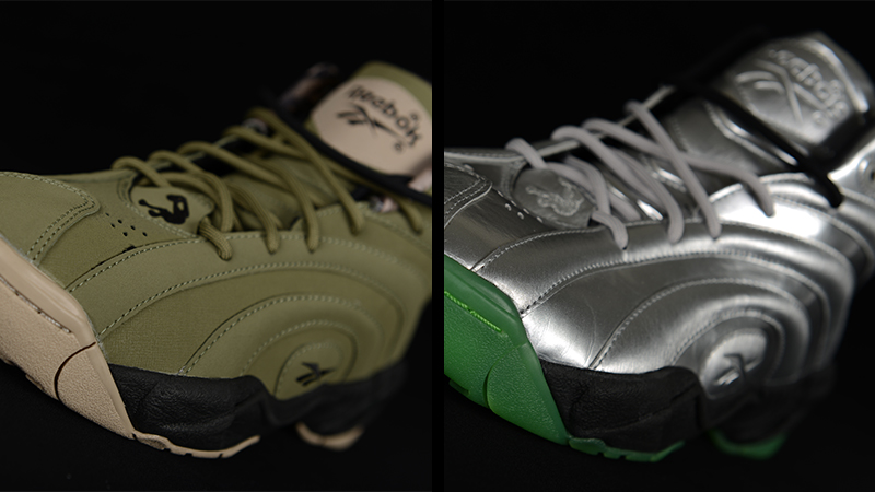 09d56b47859a9f Reebok Shaqnosis Double Release