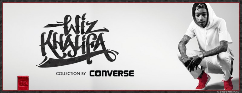 converse x wiz khalifa bold footwear collection