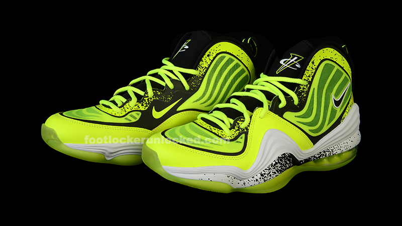 "brand new 0512f 31e85 Nike Air Penny V ""Volt"""