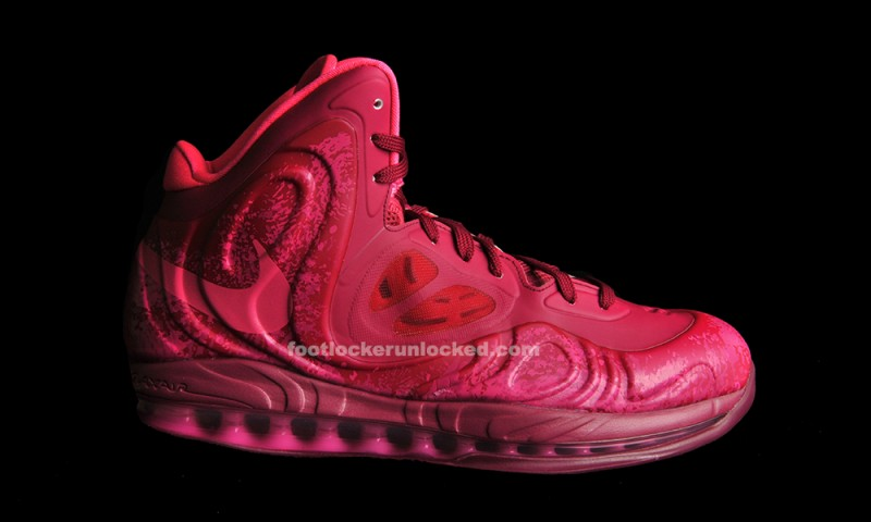 "Nike Air Max Hyperposite ""Raspberry Red"" – Foot Locker Blog 8b83f827c"
