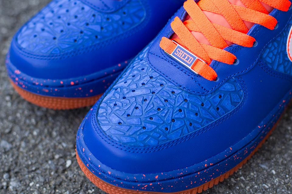Nike Air Force 1 Blue
