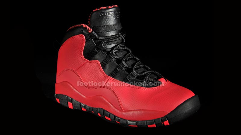 air jordan 10 red fusion scooters