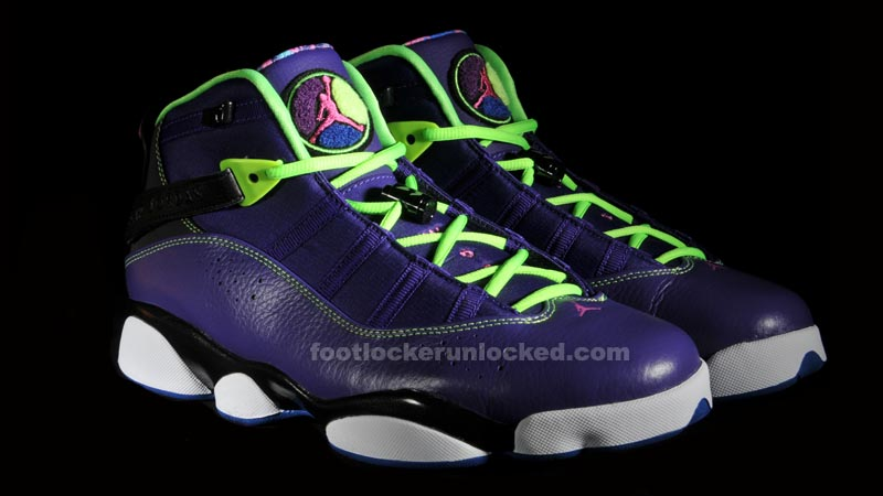 "37865ec6489 Air Jordan Six Rings ""Bel Air"" – Foot Locker Blog"