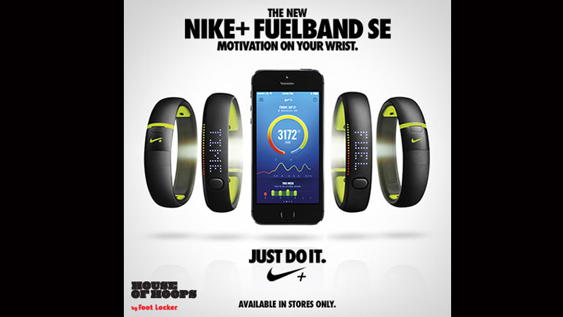 Update nike fuelband Hacking The