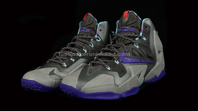 "One of the marquee releases in this year's Week of Greatness by Foot Locker  is the Nike LeBron XI ""Terracotta Warrior."