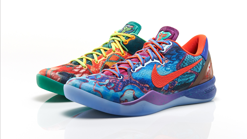 "Nike Kobe 8 ""What the Kobe"" Release Details – Foot Locker Blog c463825bd8"