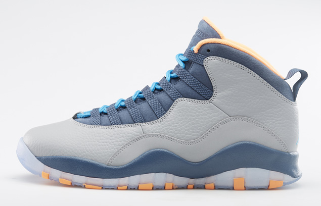"Air Jordan 10 Retro ""Bobcats"" Release Details – Foot Locker Blog"