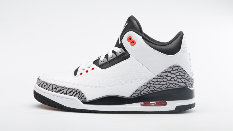 air jordan 3 retro infrared 23 footlocker