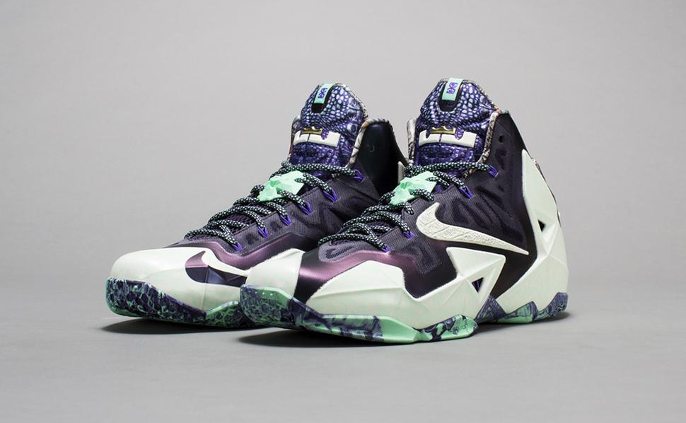 Nike Lebron 11 Gator King