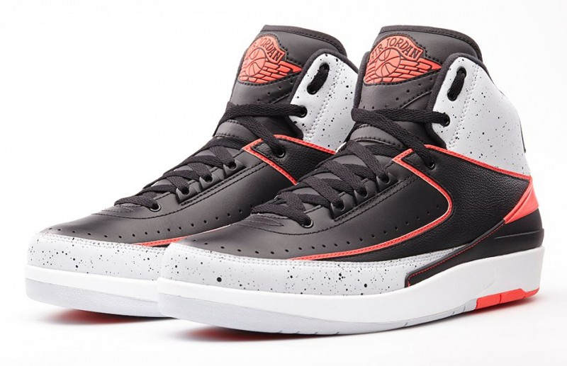 Air Jordan 2 Retro Infrared Nikes Discount Jordan Shoes Spain