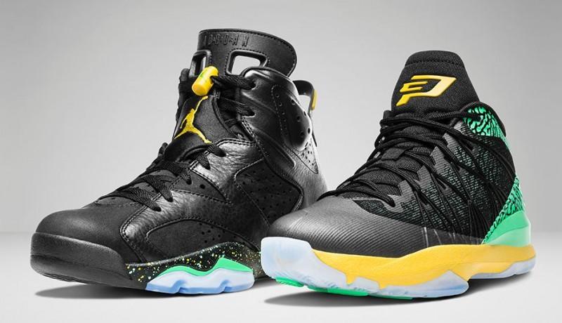 98b1c8f8888 Jordan Brazil Pack Release Details – Foot Locker Blog