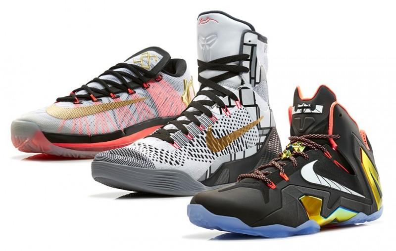 Chaussures De Basket-ball Nike Footlocker