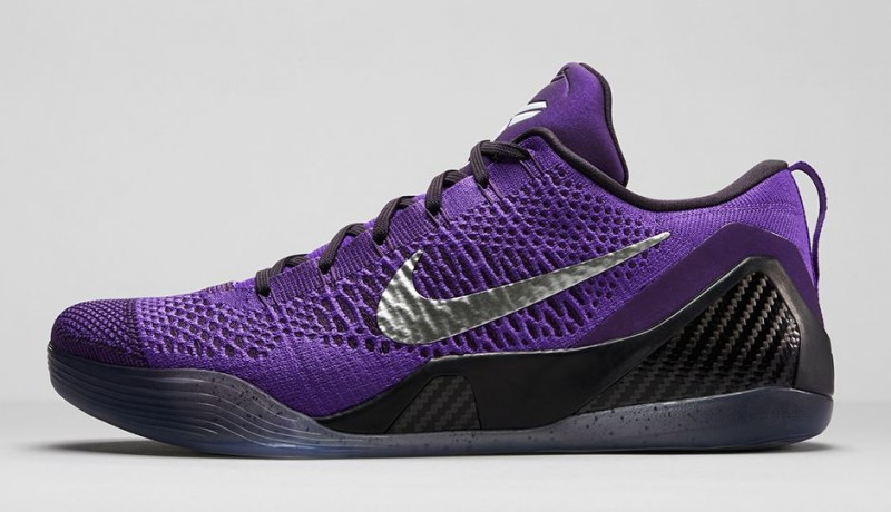 "Nike Kobe 9 Elite Low ""Hyper Grape"" – Foot Locker Blog"