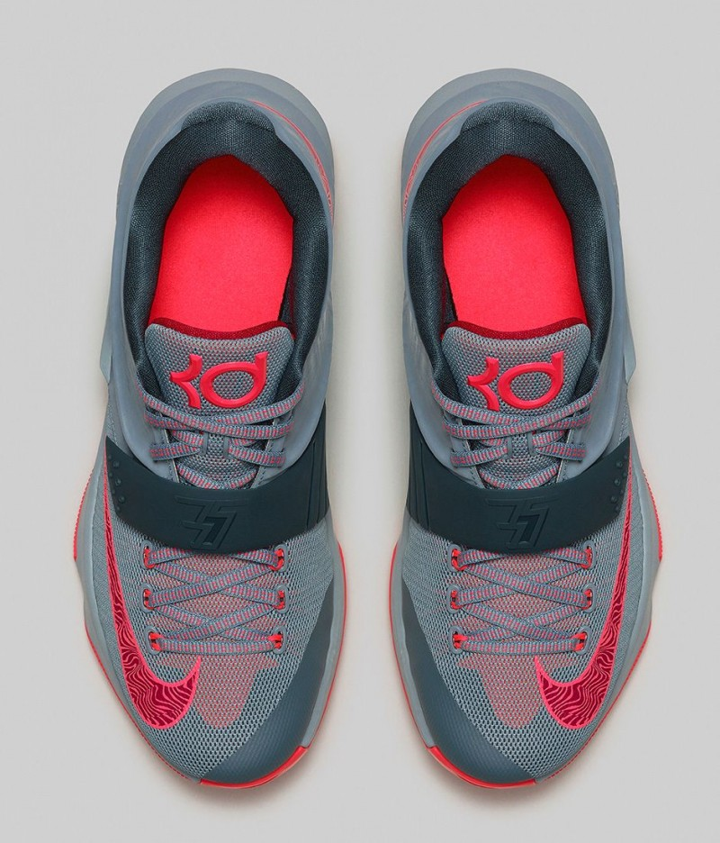 nike kd7 �calm before the storm� � foot locker blog