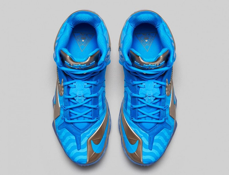 new style 76df3 4fb03 FL Unlocked FL Unlocked Nike LeBron 11 Elite 3M Blue Hero 06.  FL Unlocked FL Unlocked Nike LeBron 11 Elite 3M Blue Hero 07