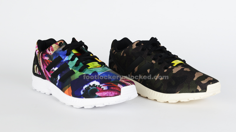 adidas zx flux zwart footlocker