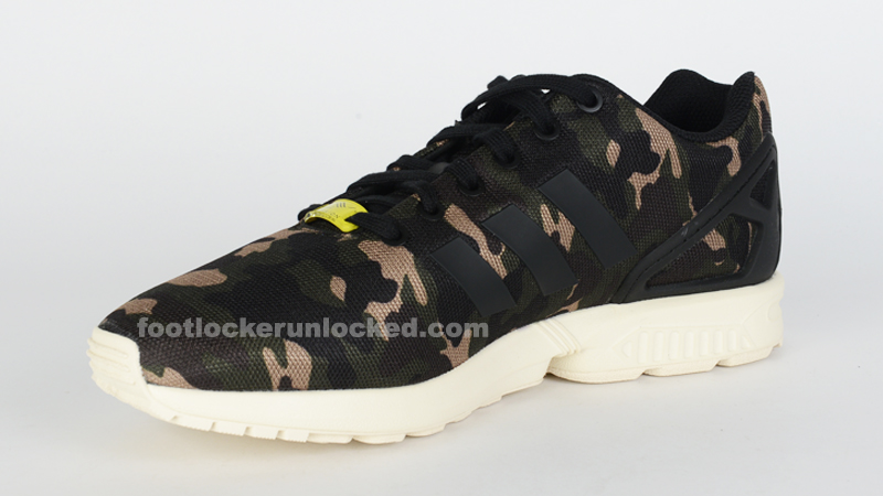 Cheap Originals ZX Flux Camo for Sale 2017