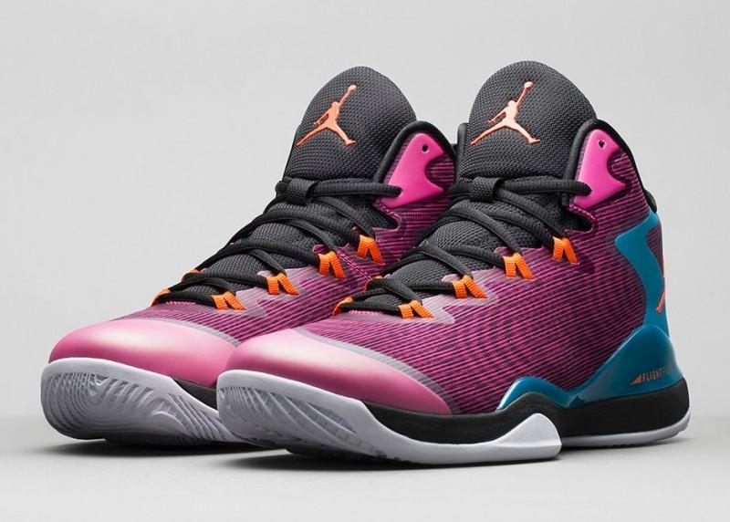 Nike Jordan Superfly Casier De 3 Pieds