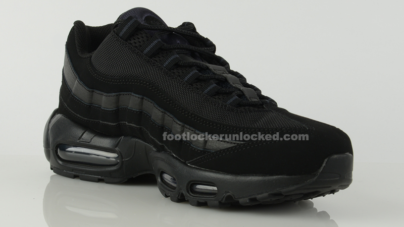 Nike Air Max 95 Black – Foot Locker Blog