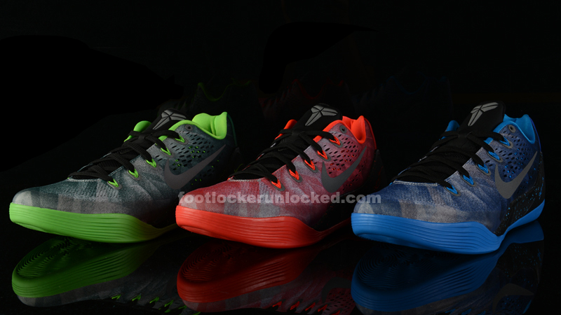 brand new 103d9 78bd7 Nike Kobe 9 Premium Collection