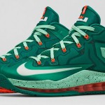 Foot_Locker_Unlocked_Nike_LeBron_11_Low_Mystic_Green_1