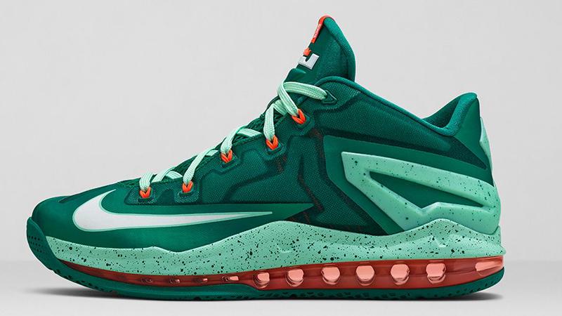 Foot_Locker_Unlocked_Nike_LeBron_11_Low_Mystic_Green_2