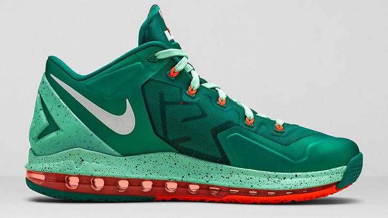 Foot_Locker_Unlocked_Nike_LeBron_11_Low_Mystic_Green_3