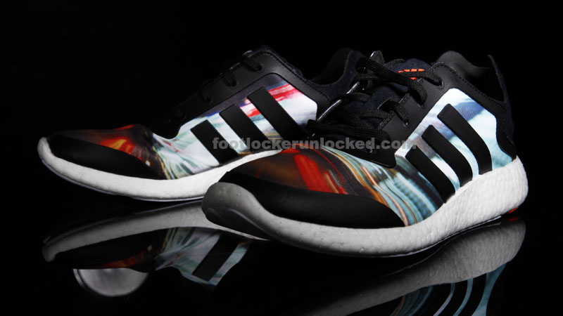 adidas pure boost city blur
