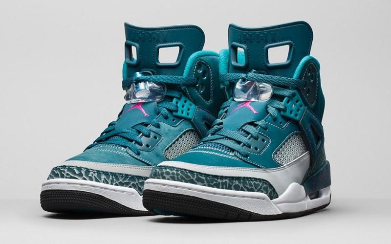 on sale eaa83 924c8 FL Unlocked FL Unlocked Jordan Spizike Space Blue01