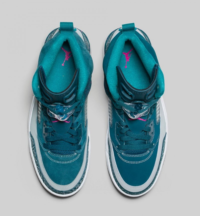 Jordan Spizike 'Space Blue' – Foot Locker Blog