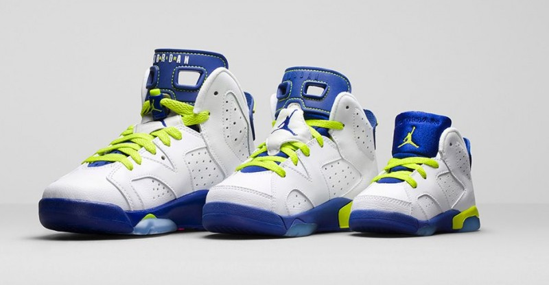 Kids Air Jordan 6