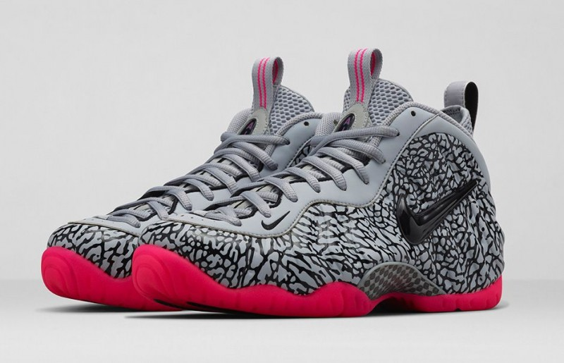 FL_Unlocked_FL_Unlocked_Nike_Air_Foamposite_Pro_Elephant_Print01. The latest  iteration of the Nike ...
