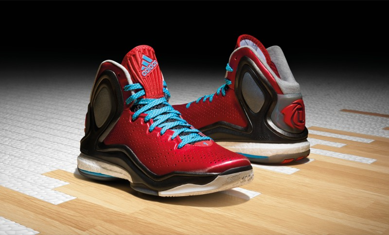 adidas basketball derrick rose new shoes
